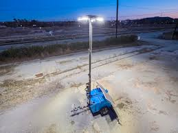 Signal Power LED Light Towers